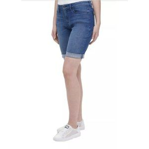 NWT DKNY Bermuda Denim Shorts - Size 10